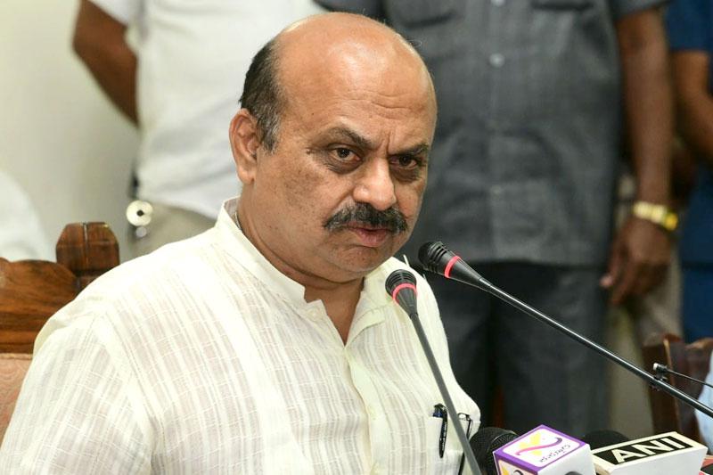 Karnataka Chief Minister Basavaraj Bommai