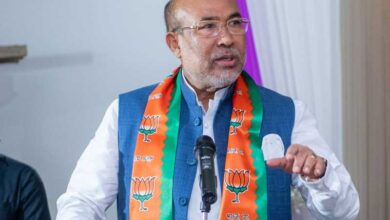 Manipur CM apologises publicly, 16 cops suspended over tribal leader's killing