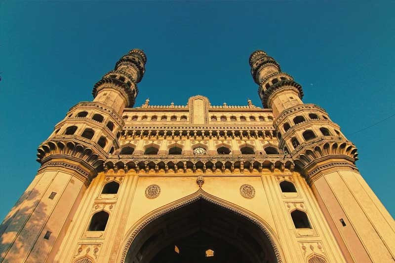 India Tourism Conducts Heritage Walk At Charminar