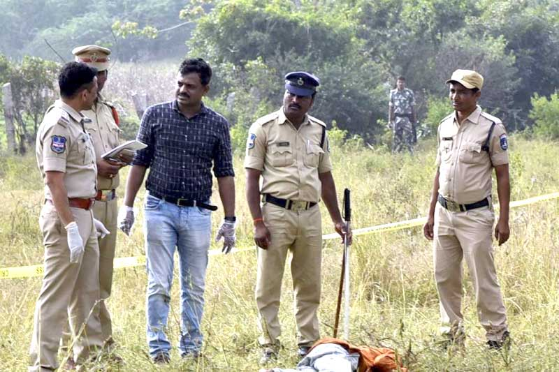 Hyderabad Disha Encounter was Staged, Claims Prime Accused's Father