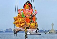 Telangana HC rejects revision petition by govt. to allow immersion of PoP idols in Hussain Sagar.