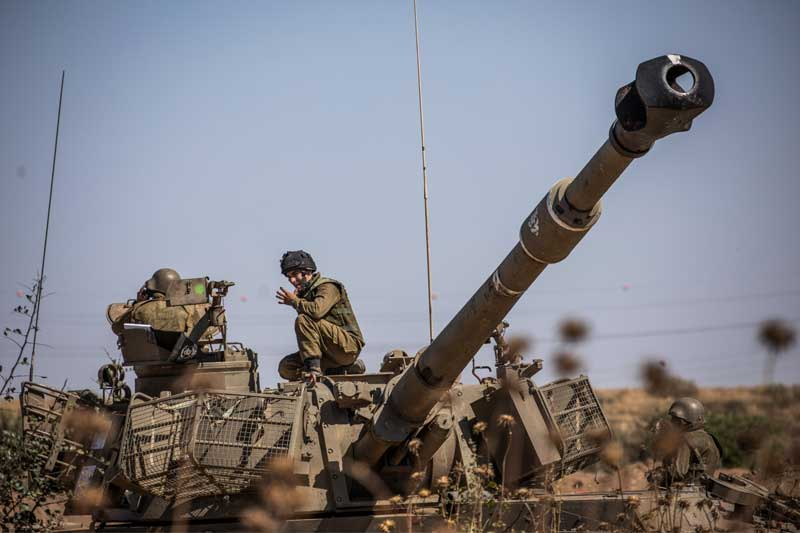 2 Palestinians killed by Israeli soldiers in West Bank