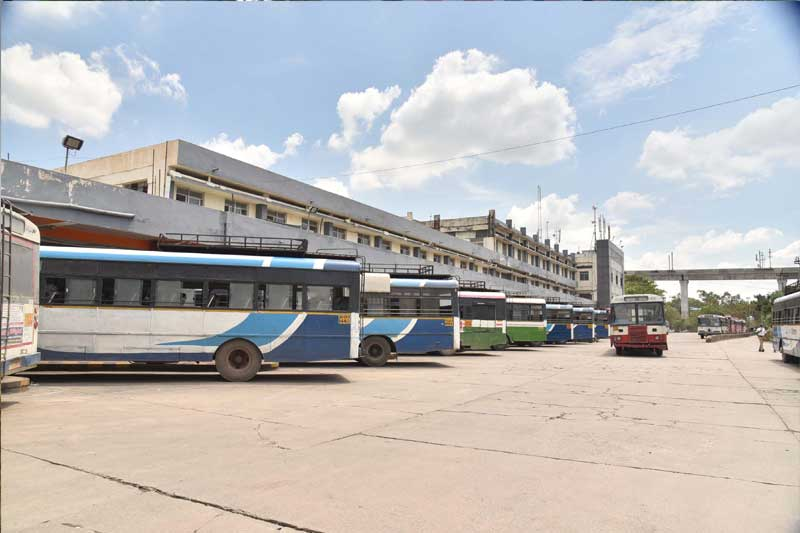 T'gana to operate over 4,000 buses to clear Dasara rush