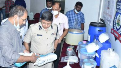 CCB Finds Drug factory in Bengaluru, Seizes Narcotics Worth Rs 2 Cr