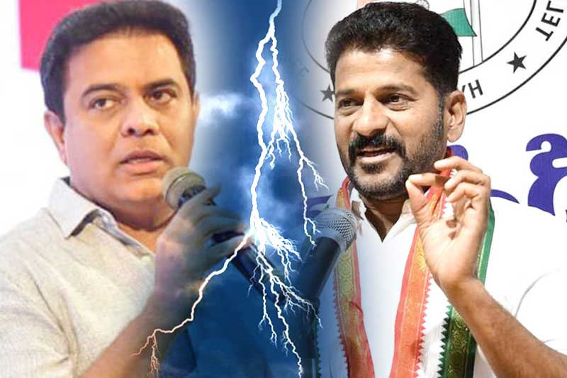 City Civil Court asks Revanth Reddy to Stop talking against KTR