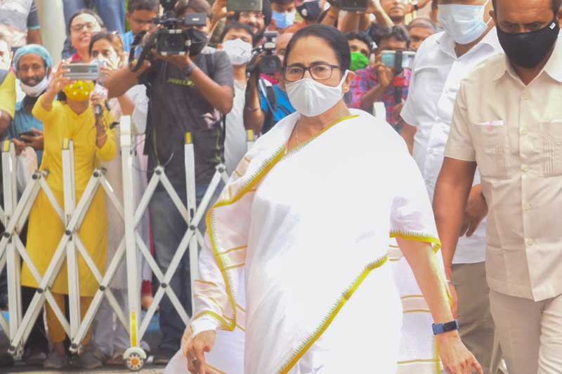 Mamata Casts Vote; Bhabanipur Records 53 Percent Voter turnout