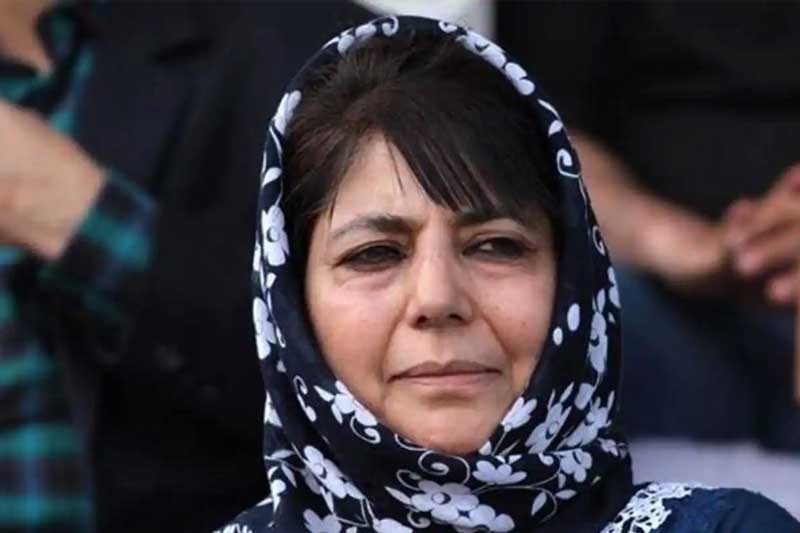 Can become model for world, if Taliban follow 'real sharia': Mehbooba Mufti