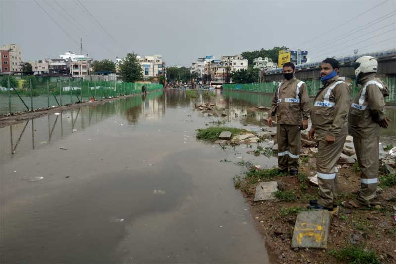 2-day Holiday in Greater Hyderabad After Heavy Rains