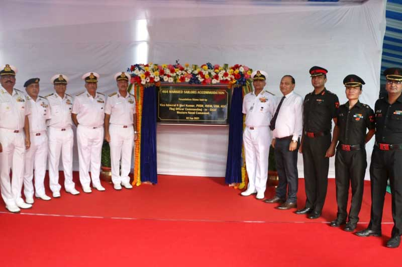 Navy to build twin towers for married sailors in Mumbai