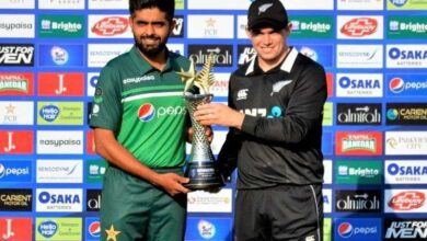New Zealand call off white-ball tour of Pakistan because of security concerns