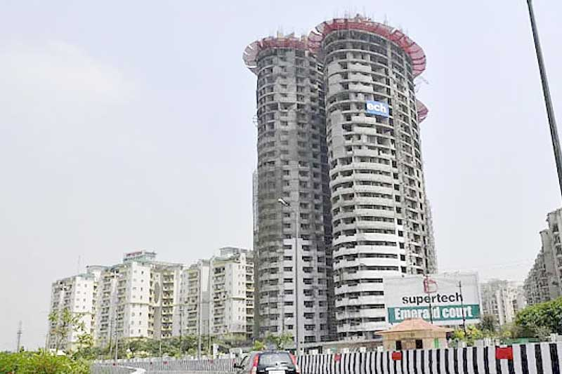 Will demolition of Noida twin towers need foreign experts' help?