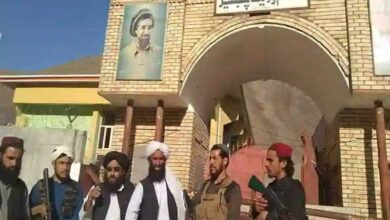 Resistance Forces Hiding in Pajshir Valleys and Caves: Taliban