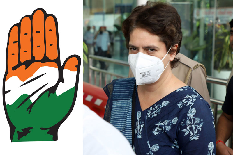 Cong to launch UP campaign with Priyanka rally on Oct 9 from Varanasi