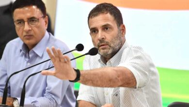 Rahul Gandhi condemns eviction drive in Assam