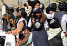 Finally, the Taliban are on the receiving end