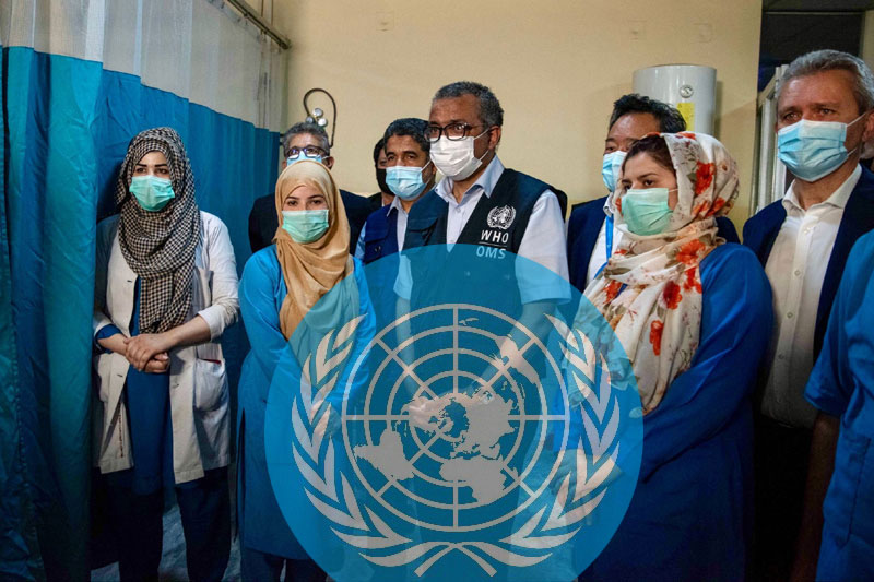 UN releases emergency funds for Afghanistan's healthcare system