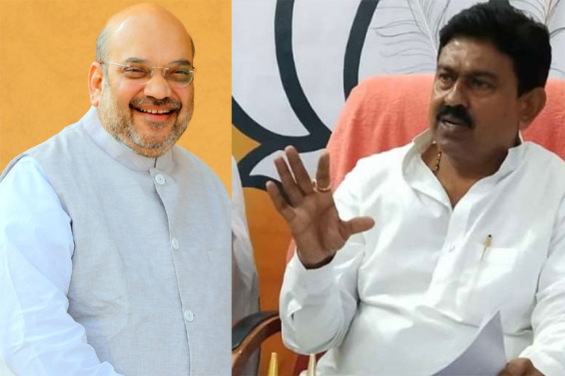 Ajay Mishra Meets Amit Shah amid Opposition Demand to Sack Him