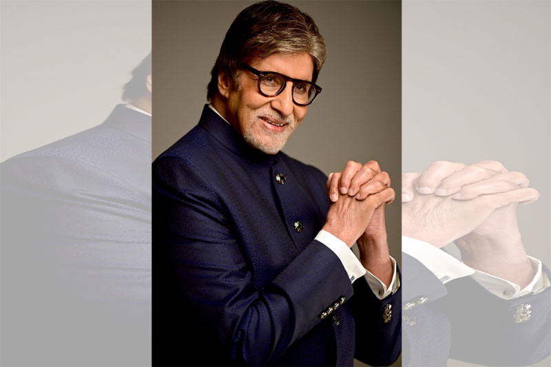 Amitabh Shows the Way; WILL CELEBRITIES EMULATE HIM?