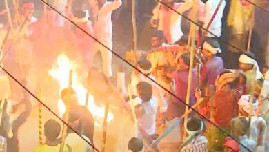 Dozens injured during traditional stick fighting in Andhra