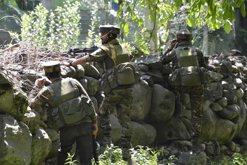 Army officer, 4 soldiers killed in J&K's Poonch gunfight