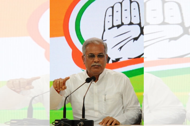 Speculation of change in Chhattisgarh has ended: Bhupesh Baghel