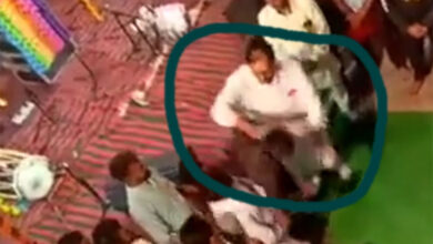Cong MLA in Punjab assaults man for questioning his performance
