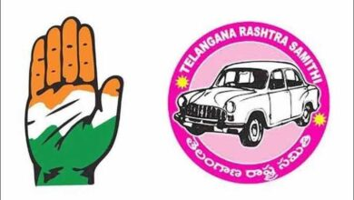 Congress Complaints Against Kcr For Threatening Election Commission