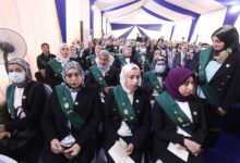 In a first, Egypt appoints nearly 100 women as judges