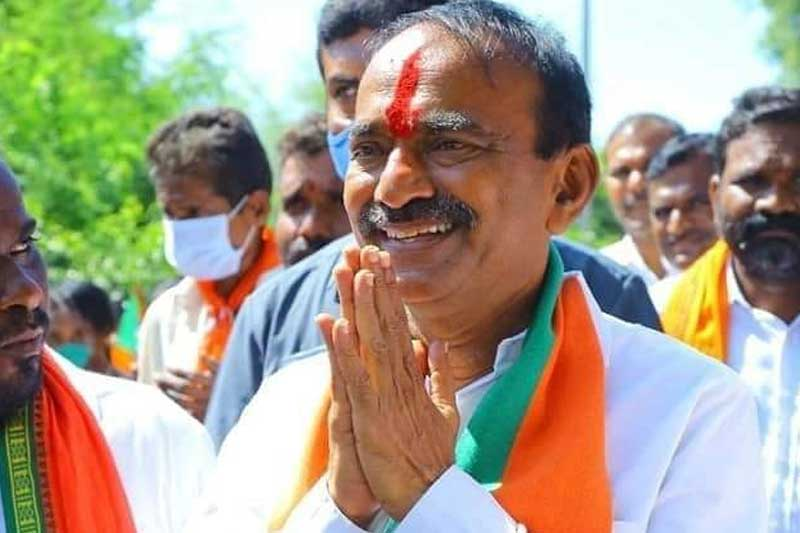 Etela promises to quit politics on TRS' victory in Huzurabad by-elections