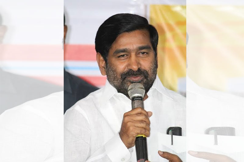 No power Problems in TS, Centre may Create: Jagadish Reddy