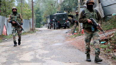 Gunfight breaks out at J&K's Pulwama