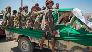 Houthis claim responsibility for missile attack on Saudi base