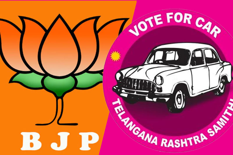 TRS and BJP is worried about Electoral Symbol; Confusing Voters in Huzurabad By-Elections