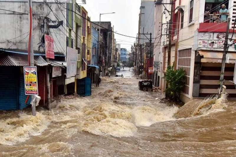 More Rains Expected in Hyderabad: People Alerted, Urged Not To Venture Out
