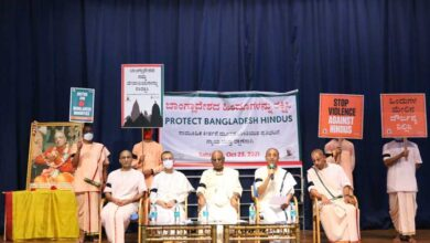 ISKCON-Bangalore urges Indian govt to protect Hindus in Bangladesh