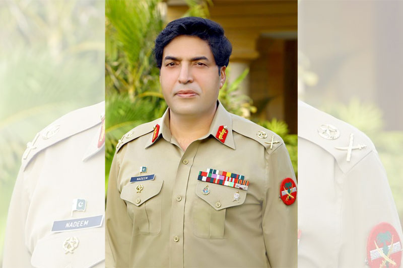 New ISI chief's first priority is to crush Balochistan freedom movement