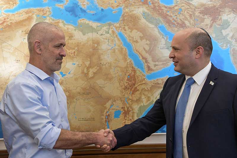 Israel appoints new chief for Shin Bet security service