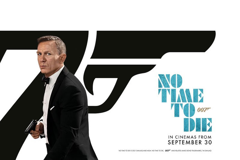 It's Raining Moolah for 'No Time to Die' sets US Box-Office Record