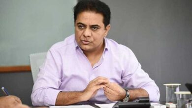 KTR taunts BJP MLA over petrol price after he throws a challenge