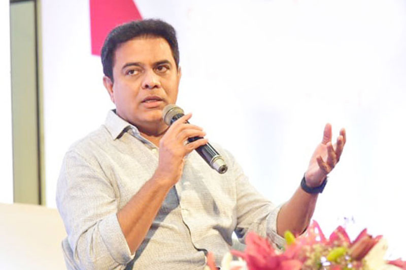 Drinking-Water to be Provided in LB Nagar Constituency: KTR