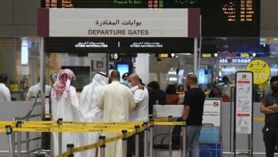 Kuwait airport to operate at full capacity from Sunday