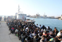 216 illegal migrants rescued off Libyan coast