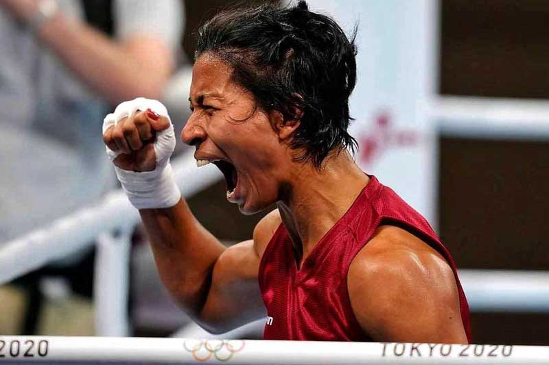 Boxing: Lovlina gets direct qualification for world championships