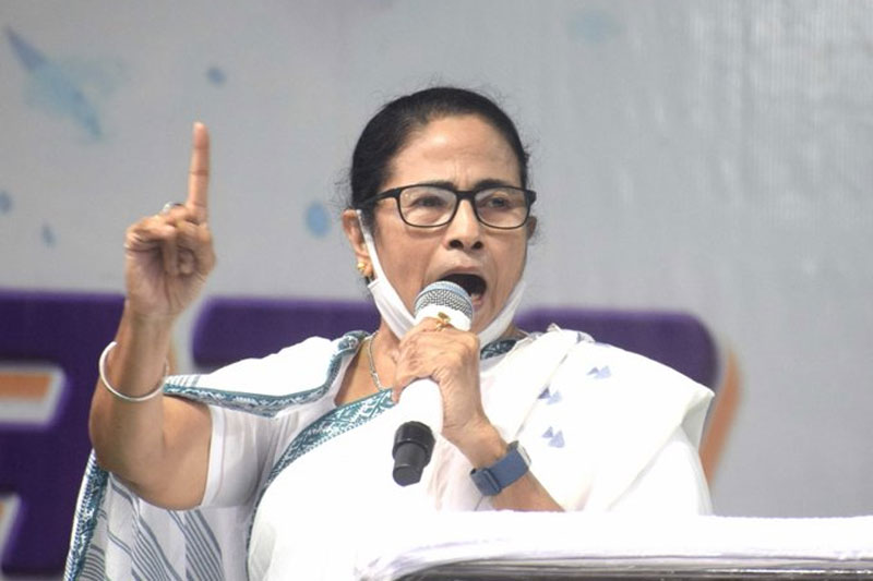 Mamata leads in Bhabanipur, Trinamool ahead in other 2 seats also