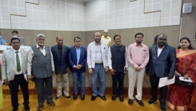 TSCHE offers support to MANUU - Prof. Limbadri