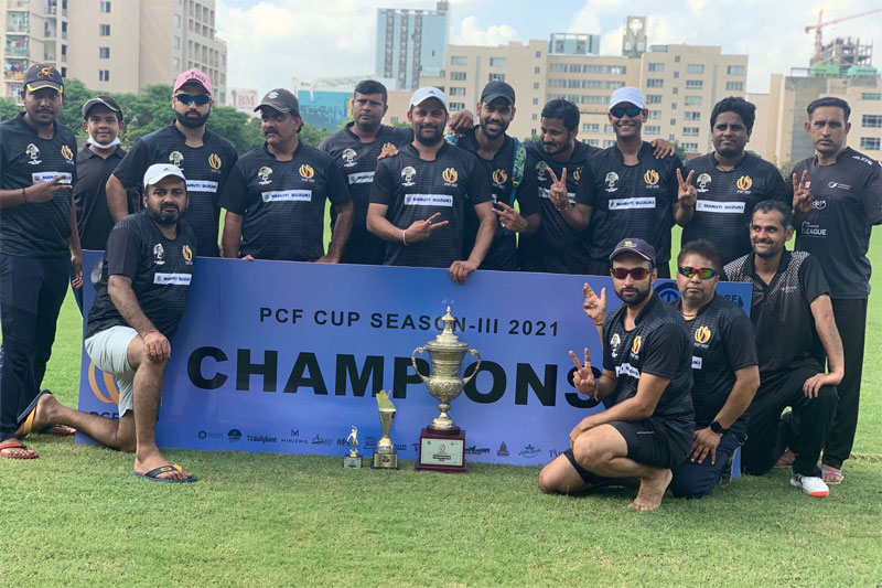 The Ponty Chadha Foundation concludes the 'PCF Cup' Cricket Season III