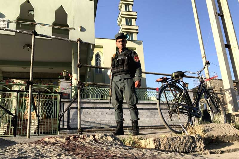 Taliban take on ISIS-K after mosque attack
