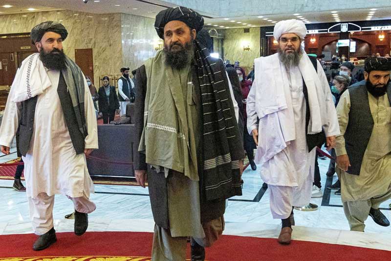 Russia invites Taliban for talks in Moscow