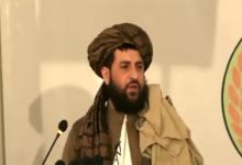 Taliban military strategist, Mullah Yaqub Omar makes first appearance
