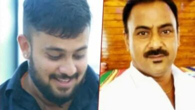 Son hacks father his lover to death in Karnataka.